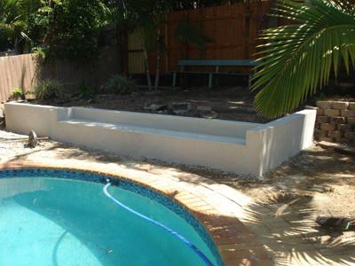 Superior Low Block Wall Pool