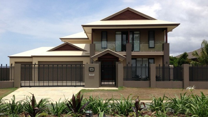 Bricklaying new houses Gold Coast