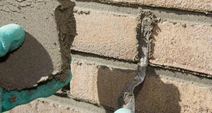 Repointing and Mortar Repairs